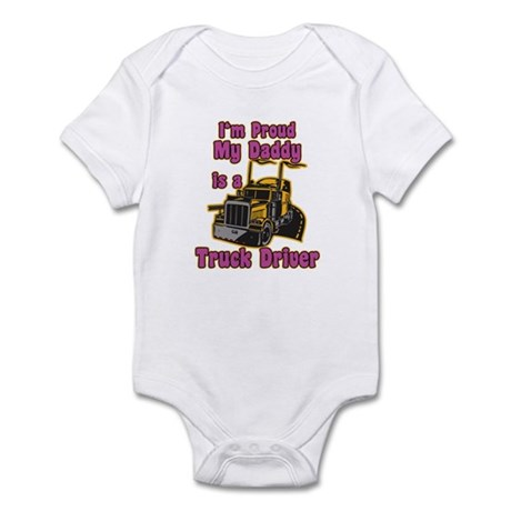 Proud of My Daddy Infant Bodysuit
