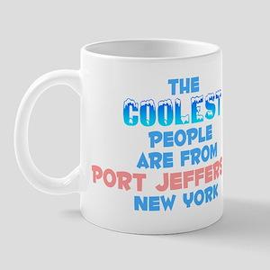 Coolest: Port Jefferson, NY Mug
