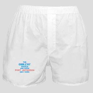 Coolest: Port Jefferson, NY Boxer Shorts