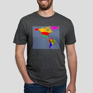 Colorful Americas T-Shirt