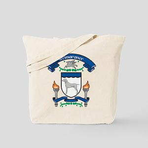 Weimaraner Coat Of Arms Tote Bag