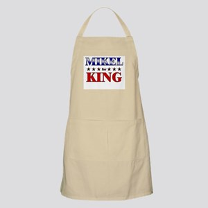 MIKEL for king BBQ Apron