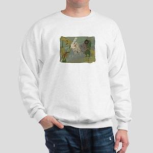 Silks Style Sweatshirt