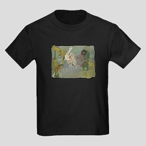 Silks Style Kids Dark T-Shirt