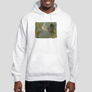 Silks Style Hooded Sweatshirt