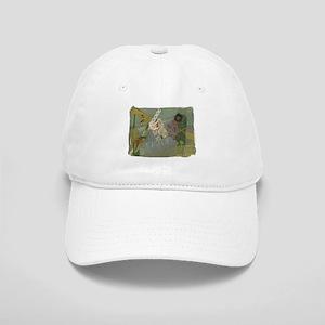 Silks Style Cap