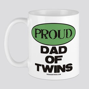 Dad of Twins - Mug