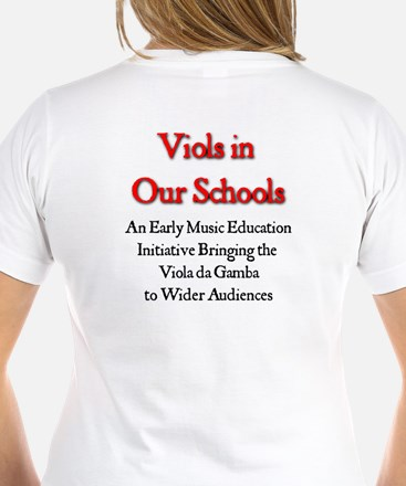 Viols in Our Schools Shirt