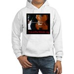 Viols in Our Schools Hooded Sweatshirt