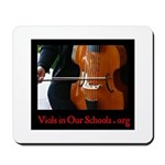 Viols in Our Schools Mousepad