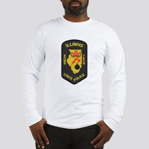 Illinois State Police EOD Long Sleeve T-Shirt