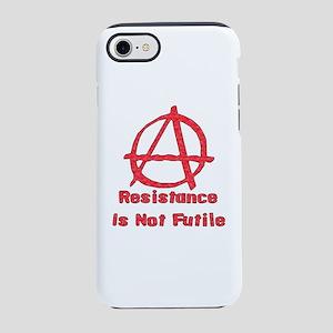 Resistance Is Not Futile iPhone 8/7 Tough Case