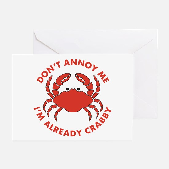Dont Annoy Me Greeting Cards (Pk of 10)