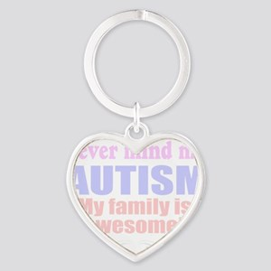 Awesom autism family Keychains