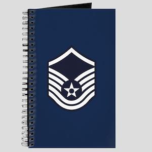 USAF: MSgt E-7 (Blue) Journal