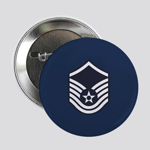 "USAF: MSgt E-7 (Blue) 2.25"" Button"