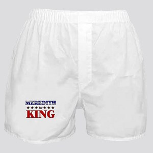 MEREDITH for king Boxer Shorts