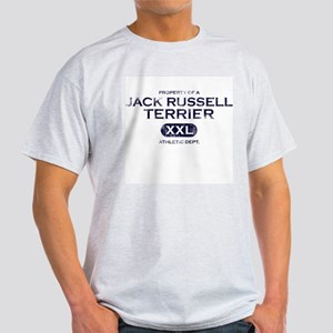 Property of Jack Russell Light T-Shirt