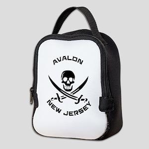 New Jersey - Avalon Neoprene Lunch Bag