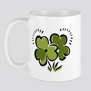 CUTE CLOVERS Mug