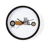 T-SHIRT Wall Clock