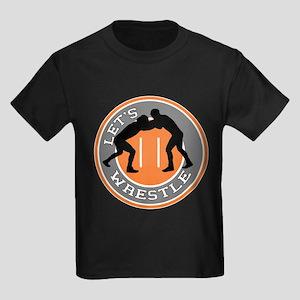 Let's Wrestle T-Shirt