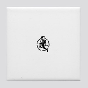 The Bollweevils Tile Coaster