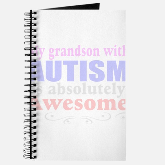 Autism grandson Journal