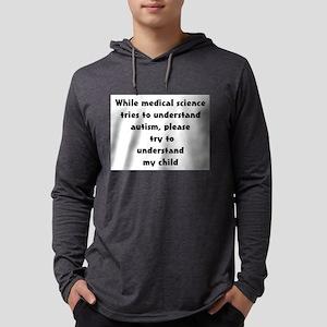 Understand Autism Long Sleeve T-Shirt