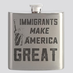 Pro Immigrant Rights Shop Flask