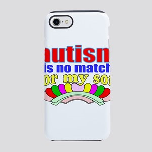Autism and my son iPhone 8/7 Tough Case