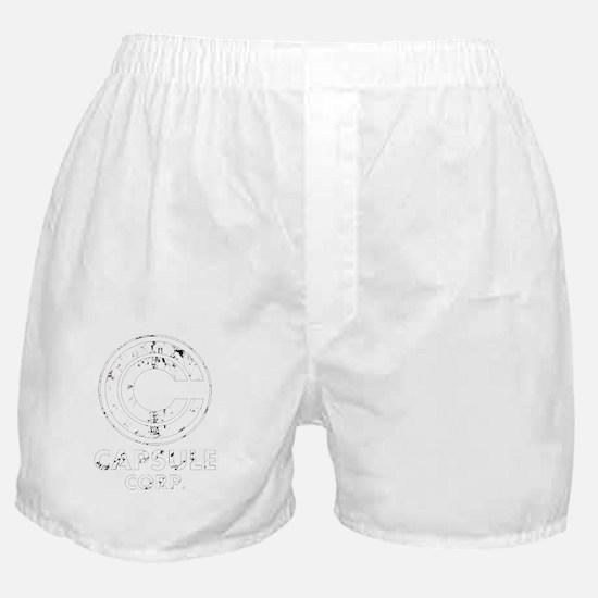 Cool Capsule Corp Shirt – DBZ Shirt – Boxer Shorts