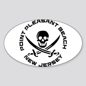 New Jersey - Point Pleasant Beach Sticker