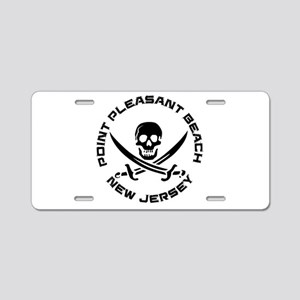 New Jersey - Point Pleasant Aluminum License Plate
