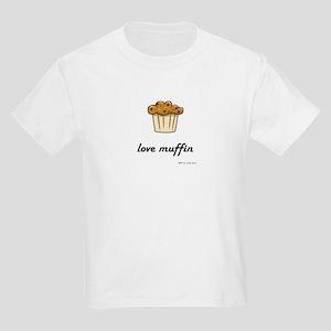 Love Muffin Kids T-Shirt