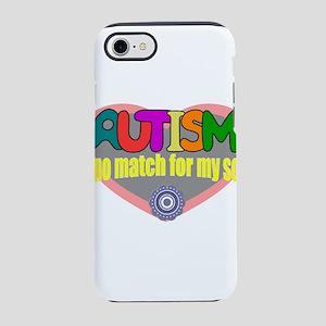 Autism vs Son iPhone 8/7 Tough Case
