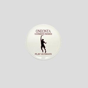 Oneonta Ultimate Frisbee Mini Button