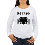 HOTROD FRONT Women's Long Sleeve T-Shirt