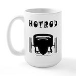 HOTROD FRONT Large Mug