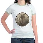 Irish Coin Jr. Ringer T-Shirt