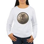 Irish Coin Women's Long Sleeve T-Shirt