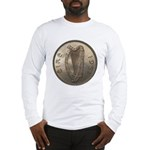 Irish Coin Long Sleeve T-Shirt