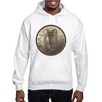 Irish Coin Hooded Sweatshirt
