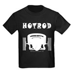HOTROD FRONT Kids Dark T-Shirt