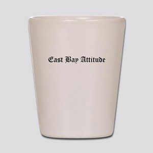 East Bay Attitude Shot Glass