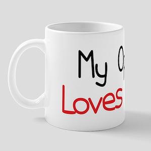 My Opa Loves Me Mug