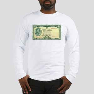 Irish Money Long Sleeve T-Shirt
