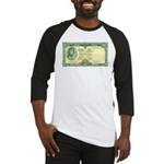Irish Money Baseball Jersey