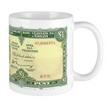Irish Money Mug