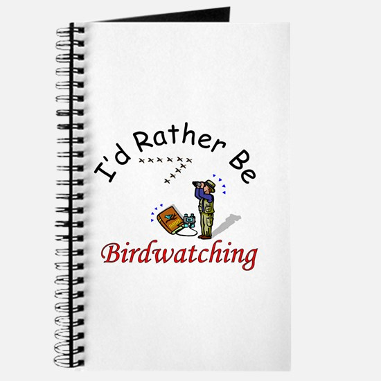 Birdwatching Journal
